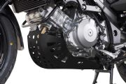 Engine guard Black. Suzuki DL 1000 V-Strom / Kawasaki KLV 1000. MSS.05.265.100/B